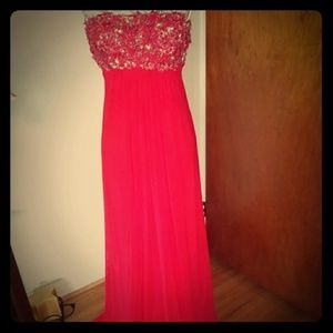 Jovani Beyond Division prom dress Size 8